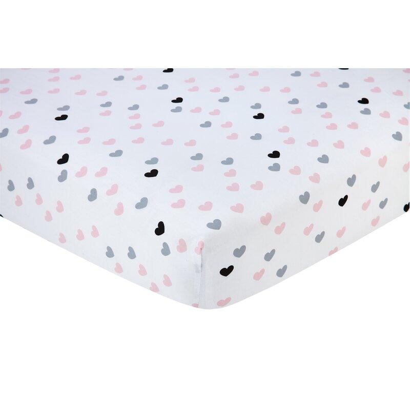 Harriet Bee Sveta Infant 5 Piece Crib Bedding Set