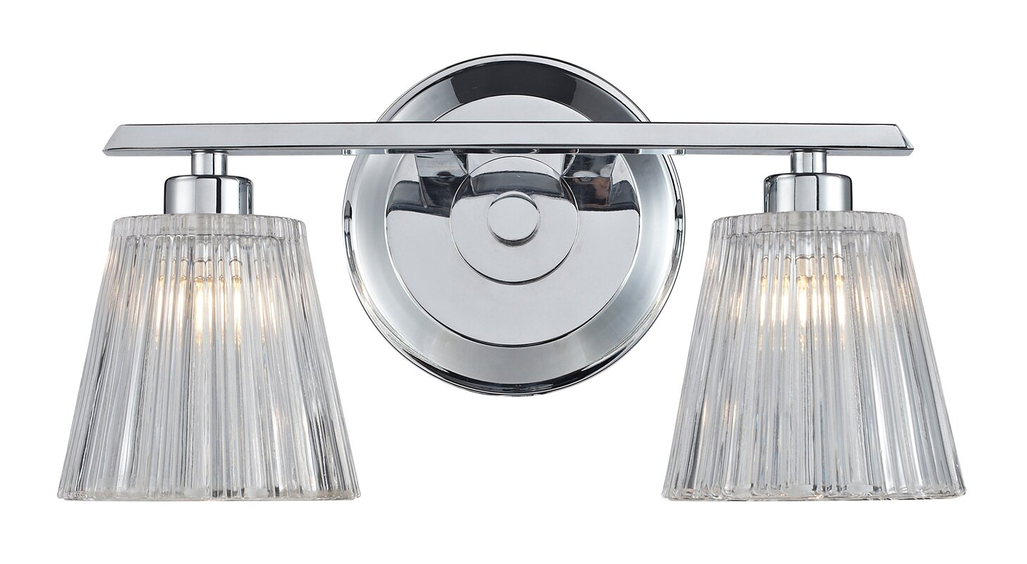 Freeport 2-Light Vanity Light