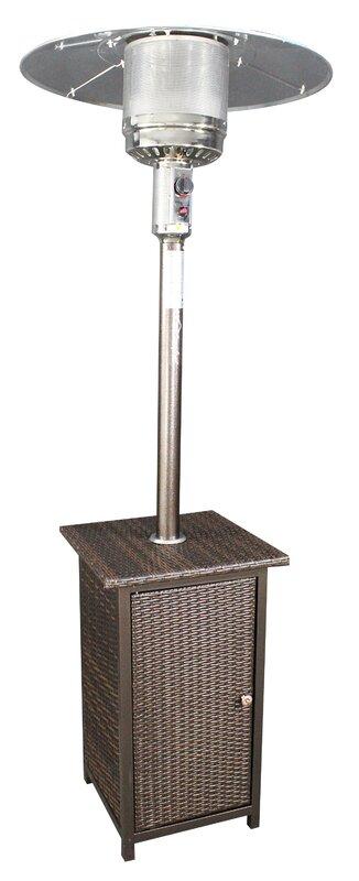 Us Stove Homcomfort 41 000 Btu Propane Patio Heater