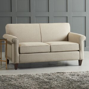 Leland Loveseat by DwellStudio