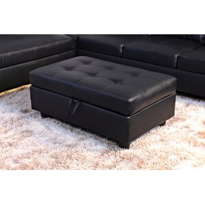 Storage Ottoman by Star Home L..
