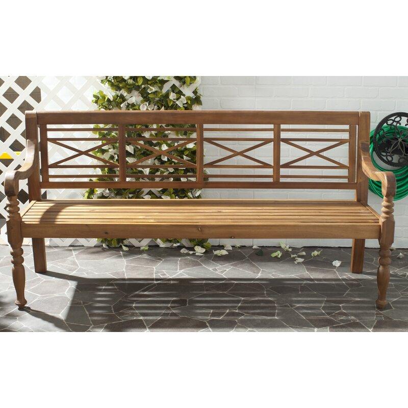 Putnam Wooden Garden Bench