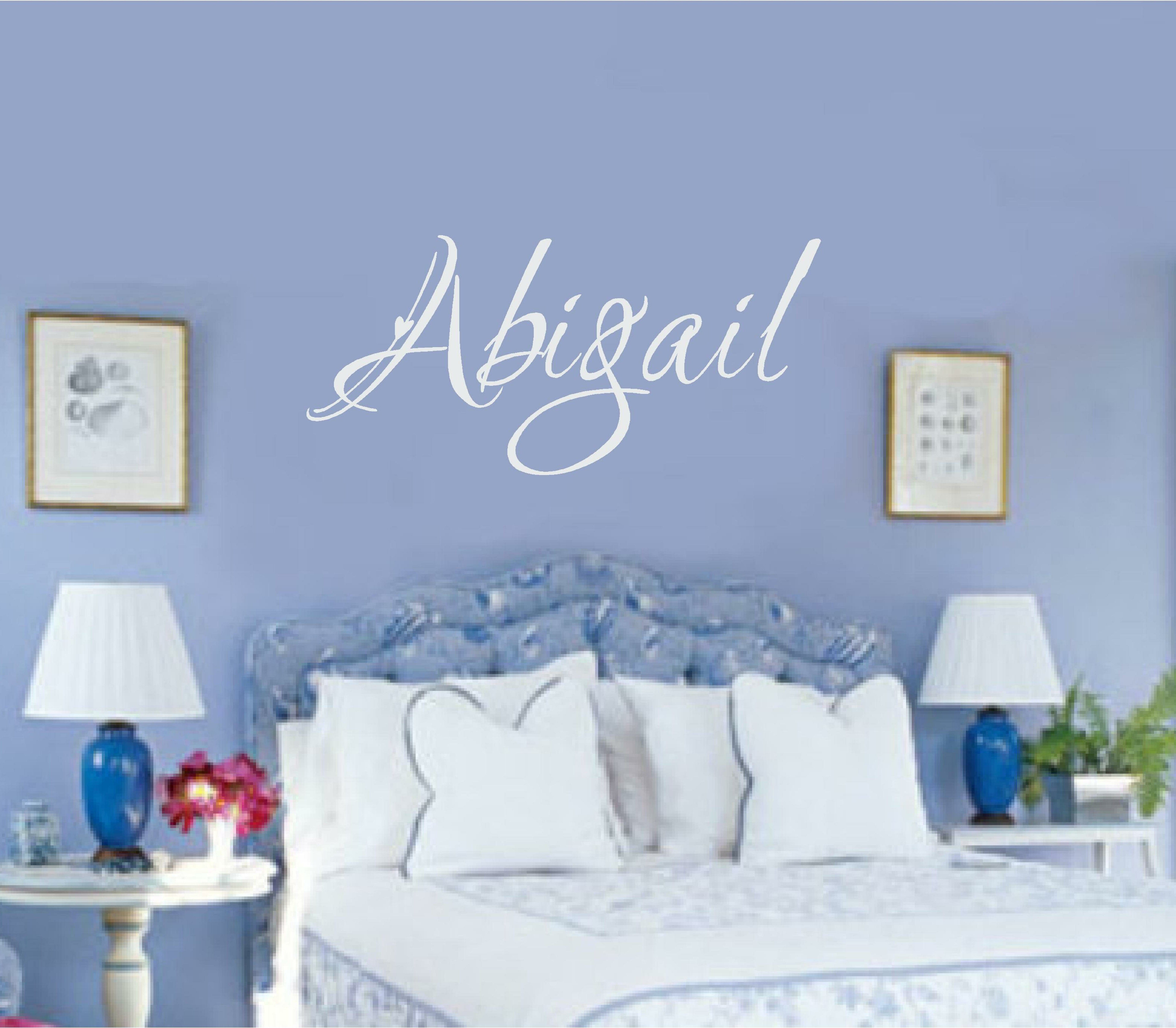 Baby Name Wall Decals Youll Love In 2019 Wayfair