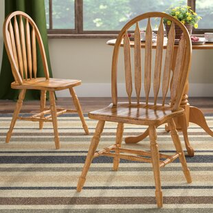 Brand-new Oak Kitchen & Dining Chairs You'll Love | Wayfair DX03