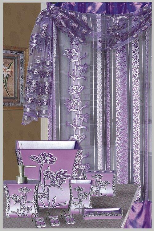 August Grove Denis Decorative Shower Curtain & Reviews | Wayfair