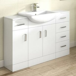 bathroom vanity units with sink. Save to Idea Board  Premier Mayford 55cm Vanity Unit Bathroom Units Cabinets Wayfair co uk