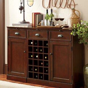 Marvin Modular Bar Cabinet