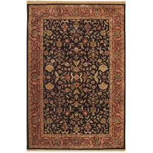 Tabriz Hand-Tufted Area Rug