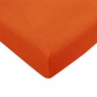 Orange Sofa Slipcovers You\'ll Love | Wayfair