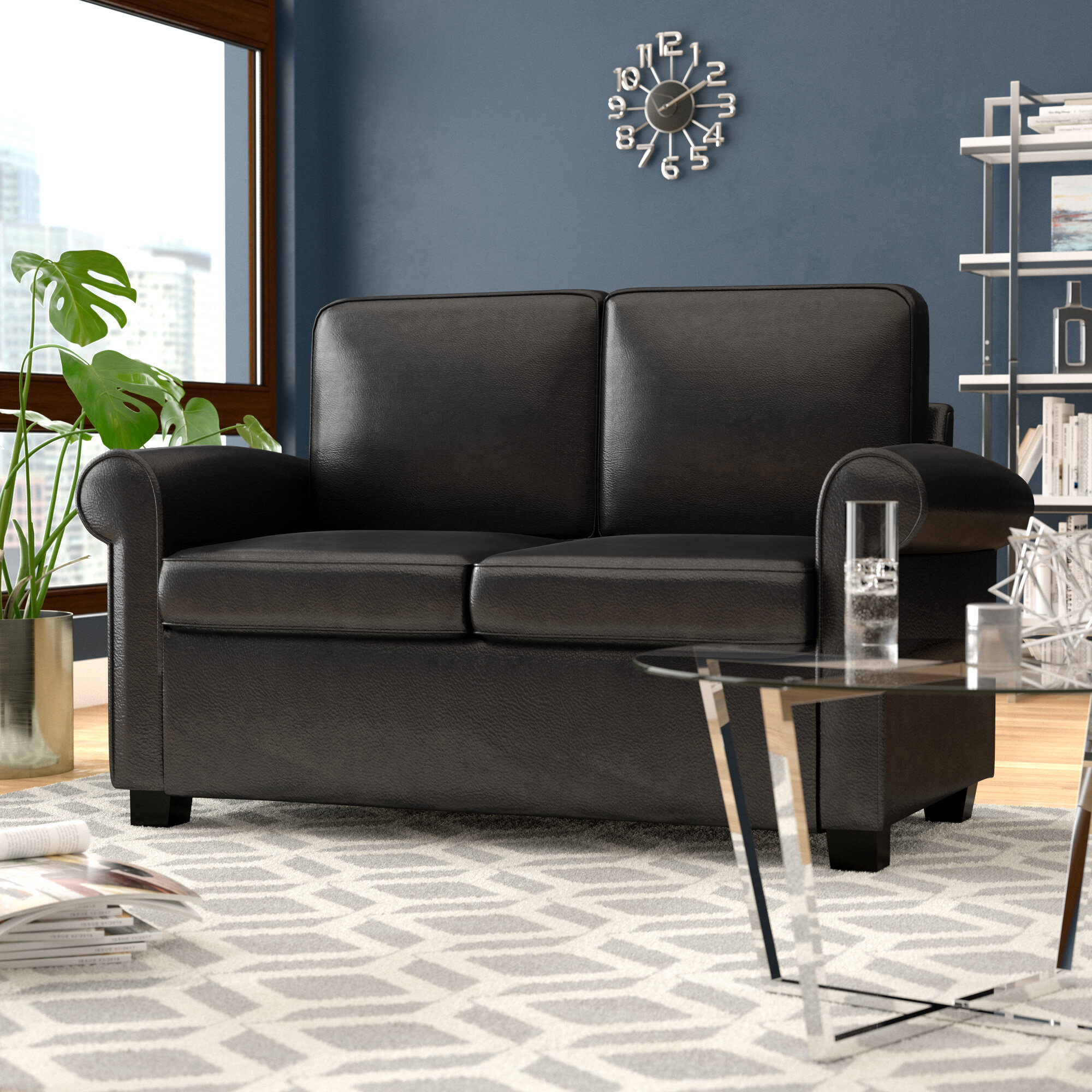 modern queen comfy best small american full ottoman size sleeper sectional black sofa leather of loveseat sofas denver with convertible bed