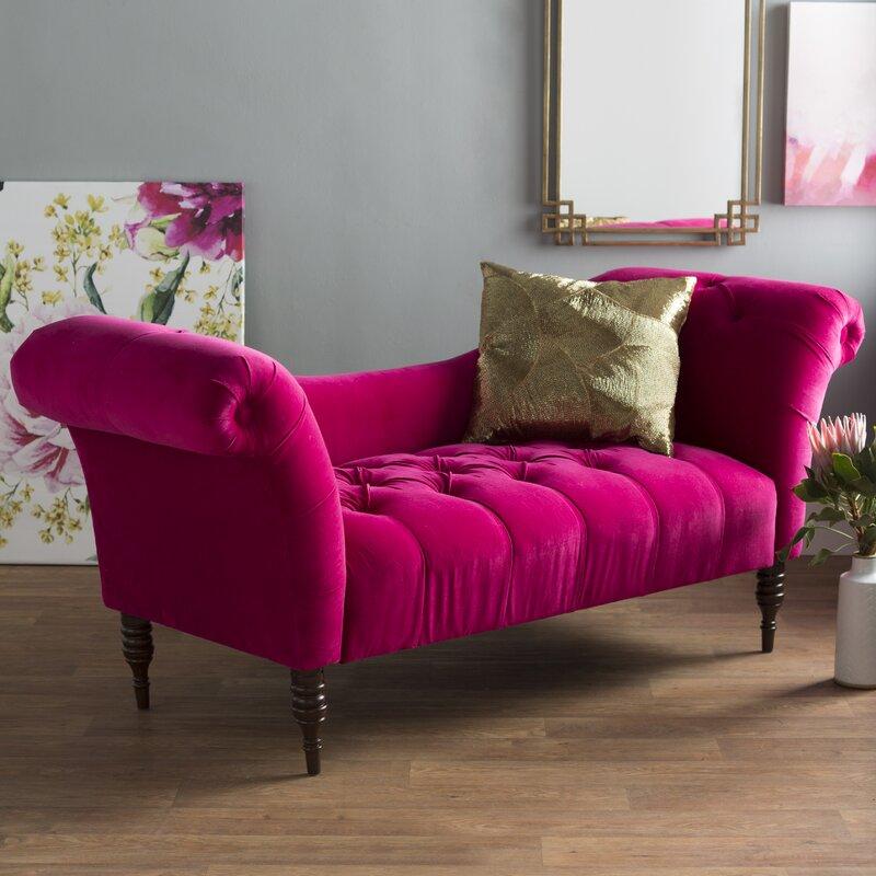 Gilligan Chaise Lounge & Reviews | Joss & Main