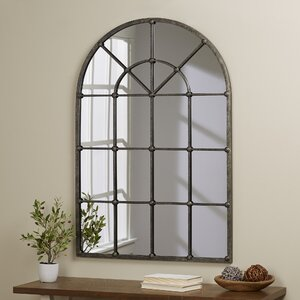 Lewis Arched Oversized Wall Mirror
