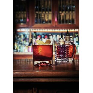 d1a2f353ec9 Squared Whiskey Glasses You'll Love in 2019 | Wayfair