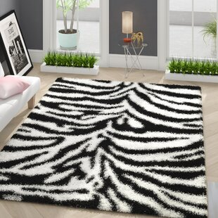 Brown Zebra Print Rug Wayfair