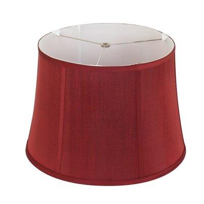 15 drum lamp shade reviews joss main 16 white linen lamp shade aloadofball Choice Image