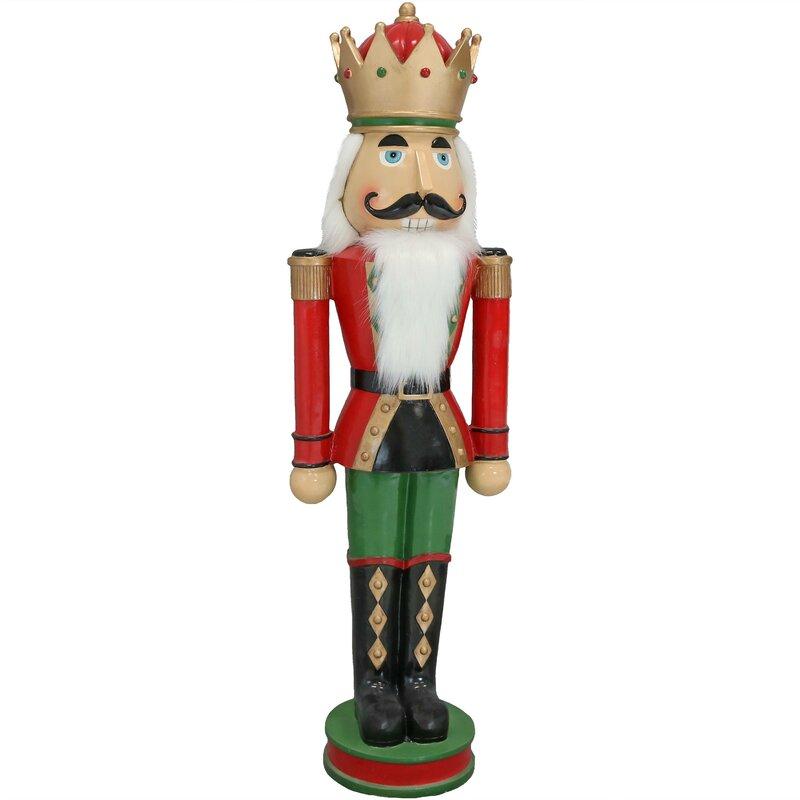 The Nutcracker Prince Christmas Decor Polyresin Figurine