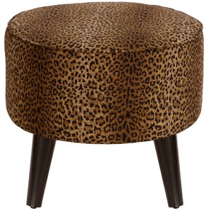 Douam Round Ottoman by Wor..