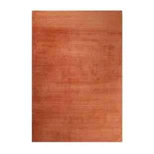 Loft Handwoven Orange Rug by EspritHome