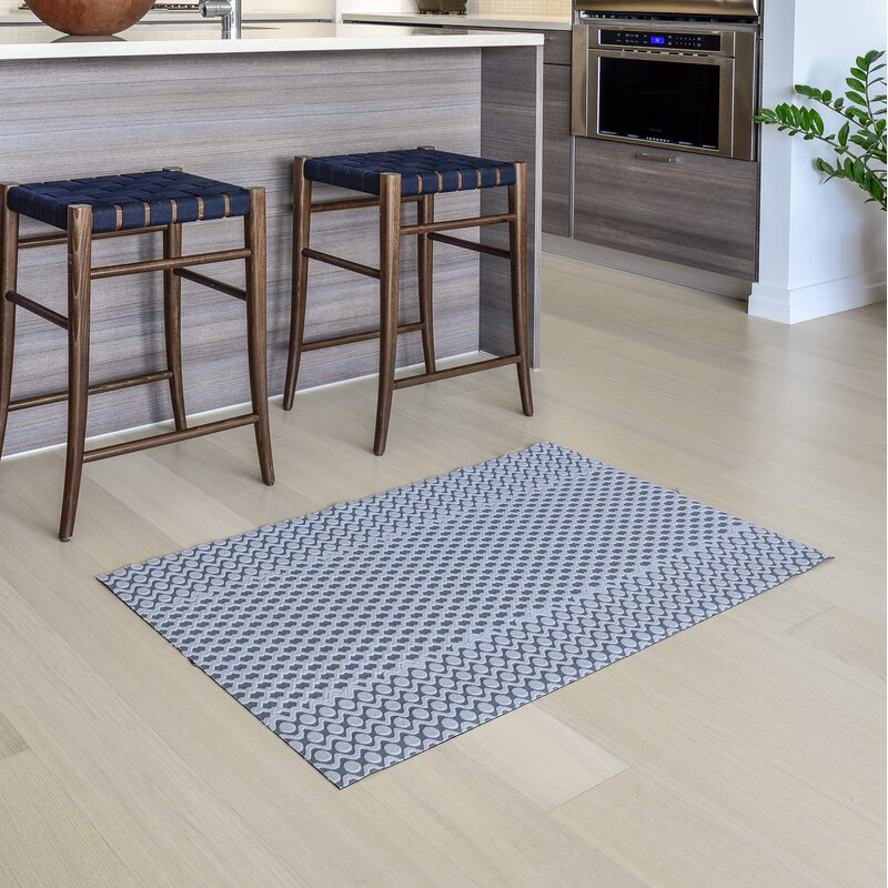 Superieur Oberle All Weather Modern Runner Kitchen Mat