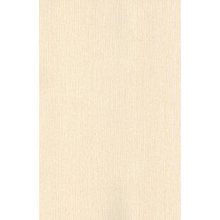 Lovely Vertical Faux Textile String Vinyl Wallpaper Roll