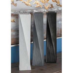 Ceramic Floor Vase (Set of 3)