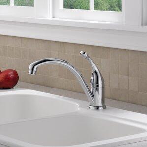 Delta Collins Single Handle Kitchen Faucet