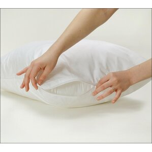 Bed Bug Proof Allergy Protection Zippered Extra Heavy Pillow Protector by Ruthy's Textile