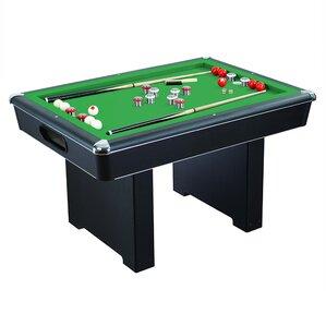 Renegade Slate 5u0027 Bumper Pool Table U0026 Accessories