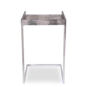 Laptop End Table by Sarreid Ltd
