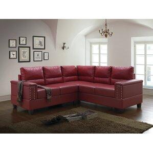 Apartment Size Sectional Sofas | Wayfair