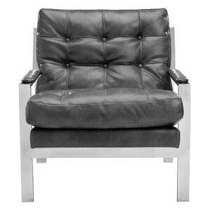 Club Court Armchair by Sunpan Modern
