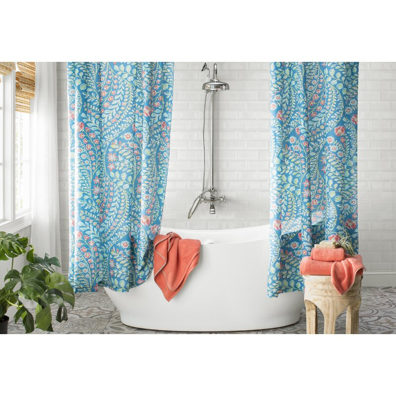 57 Rectangle Shower Curtain Enclosure