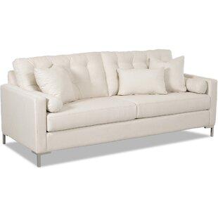 Harper Sofa With Metal Legs