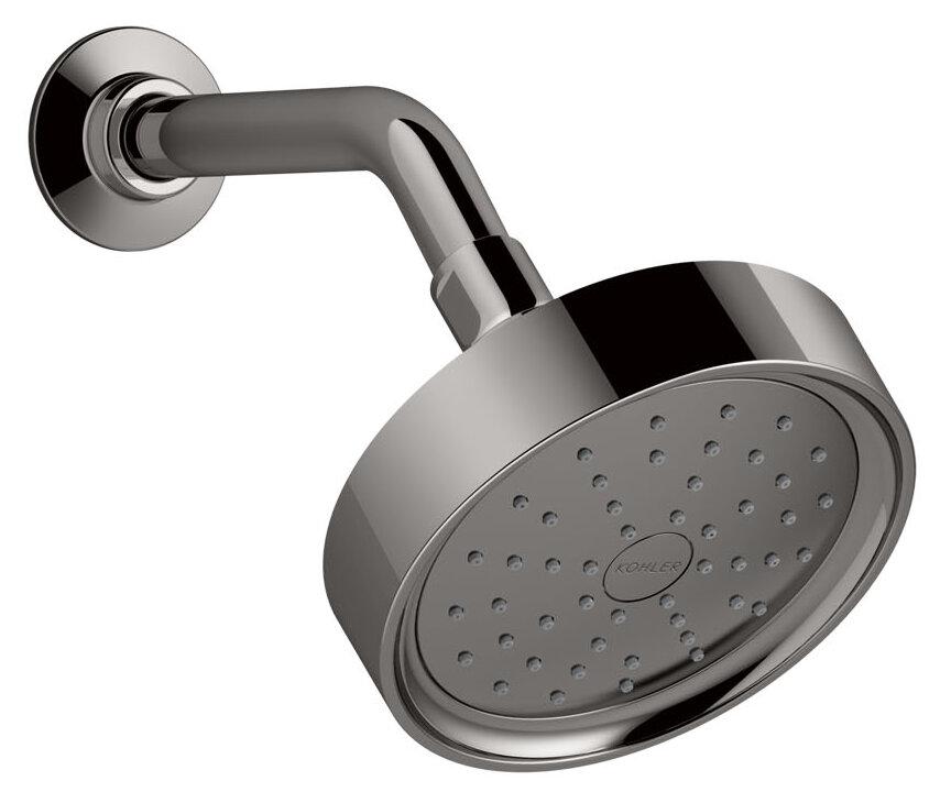k-939-TT Kohler Purist® 2.0 GPM Shower Head with MasterClean Spray ...