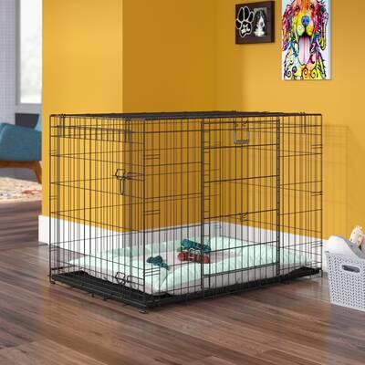 Archie Oscar Ovation Trainer Double Door Pet Crate Reviews Wayfair