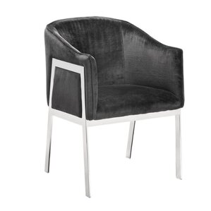 Club Rialto Barrel Chair by Sunpan Modern