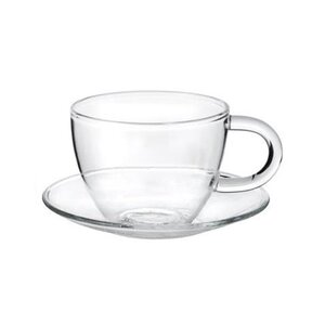 5 Oz. Teacup Set (Set of 4)