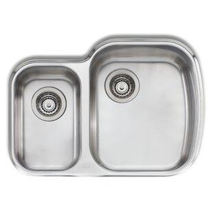 Compact Kitchen Sinks Rectangular compact kitchen sink wayfair adelaide 2763 x 1975 compact double bowl kitchen sink workwithnaturefo