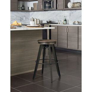 Migliore Adjustable Height Bar Stool