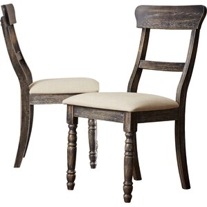 Snellville Ladderback Side Chair Set Of 2