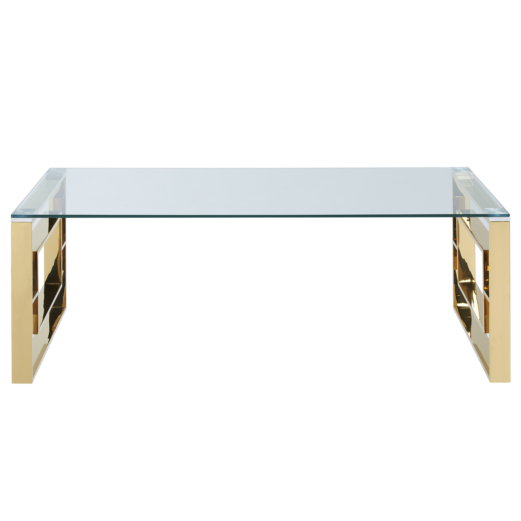 House Of Hampton Menzel Stainless Steel Coffee Table Sets U0026 Reviews |  Wayfair