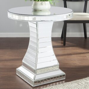 Balen End Table by House of Hampton