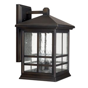 Macy 4-Light Outdoor Wall Lantern