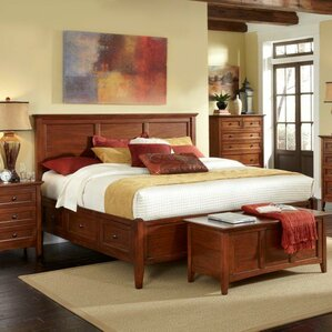 wooden bedroom sets. Barstow Platform Configurable Bedroom Set Sets You ll Love  Wayfair