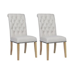 Adira Upholstered Dining Chair Set Of 2