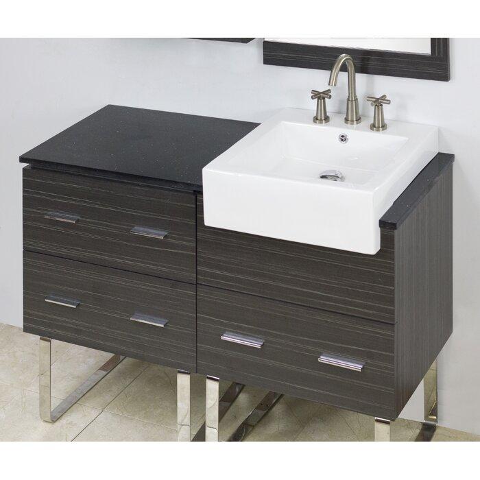 Terrific 48 Single Modern Bathroom Vanity Set Interior Design Ideas Truasarkarijobsexamcom