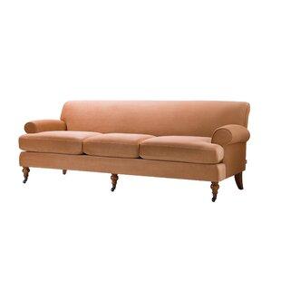 Burnt Orange Sofa | Wayfair