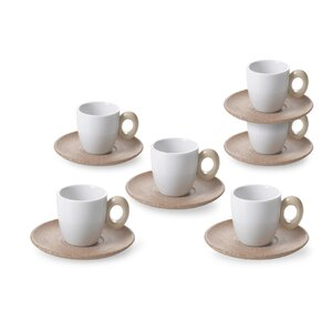 Omada Ecoliving Espresso Cup (Set of 6)