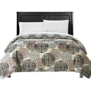 Asian print comforters
