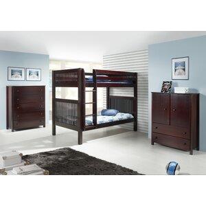 Oakwood Full Standard Bed Configurable Bedroom Set